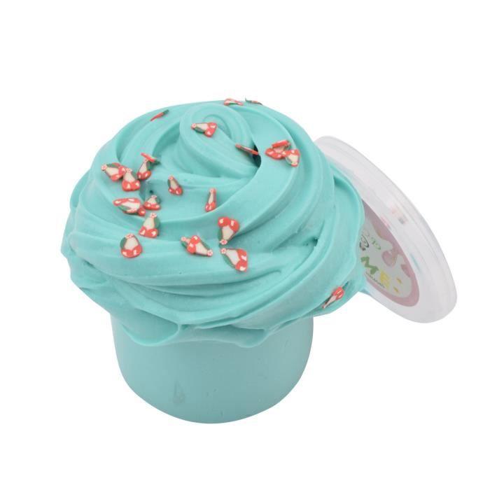 80 ml flocons d'argile collable à la boue mastic parfum stress enfants jouets en argile vente chaude pas cher
