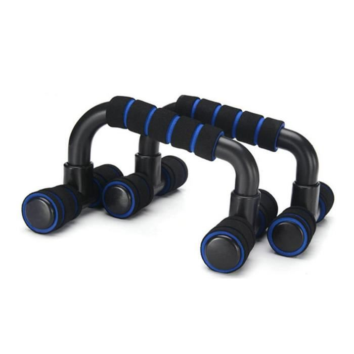 barre pour traction -Calisthenics barres parallèles Fitness pompes Calisthenics tige parallèle Ha...- Modèle: Bleu - ZOAMFWZDA07018