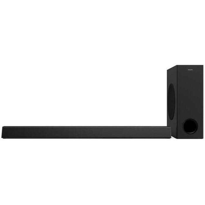 PHILIPS HTL3320 - Barre de son - 200W - Bluetooth - Sortie HDMI, USB - Noir