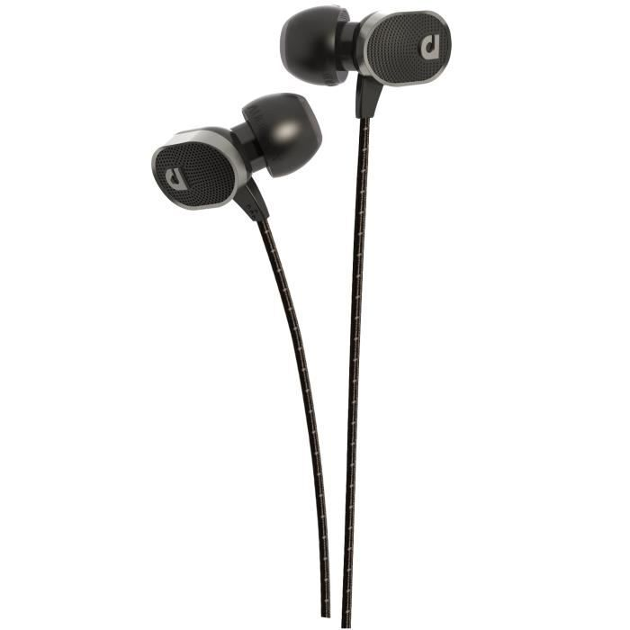 AUDIOFLY AF781-1-01 Ecouteurs intra-auriculaire Noir