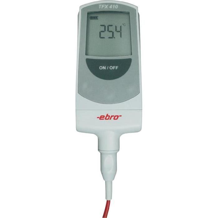 Thermomètre, plage de mesure de -50 à +300°C, E…
