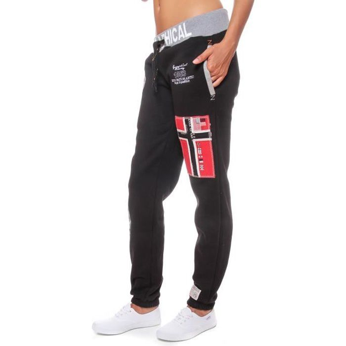 Jogging Femme Geographical Norway Myer Noir