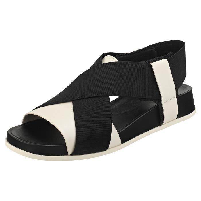 Sandales - Camper - Atonik - Femme - Gris Noir