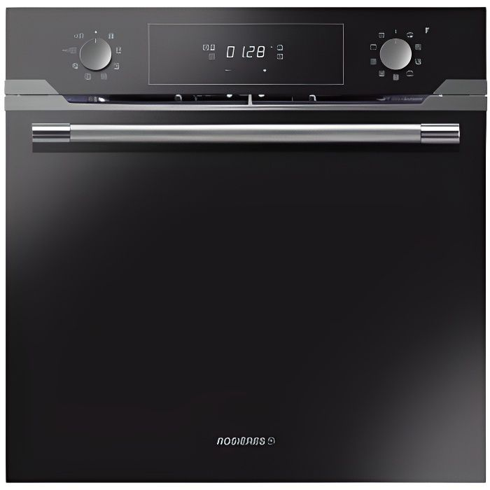 FOUR PYROLYSE - 60 CM - 70L - GAMME SUBLIME PRO - NB CUISSONS : 8 - PRO ROSIERES - RFZP587INWIFI