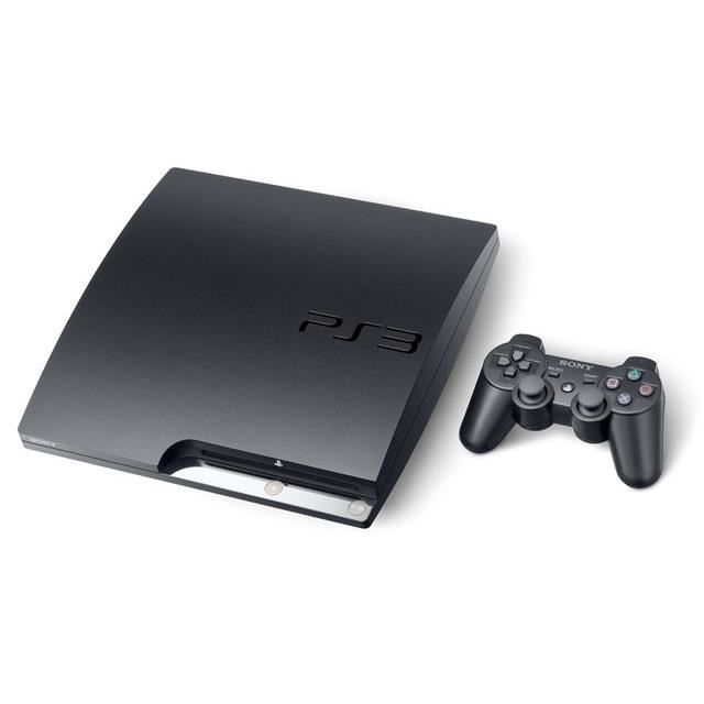 PS slim 120 GB