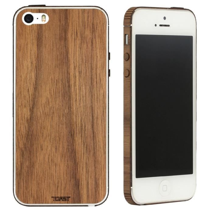 TOAST Coque de protection pour Iphone 5 / 5S - Cendre
