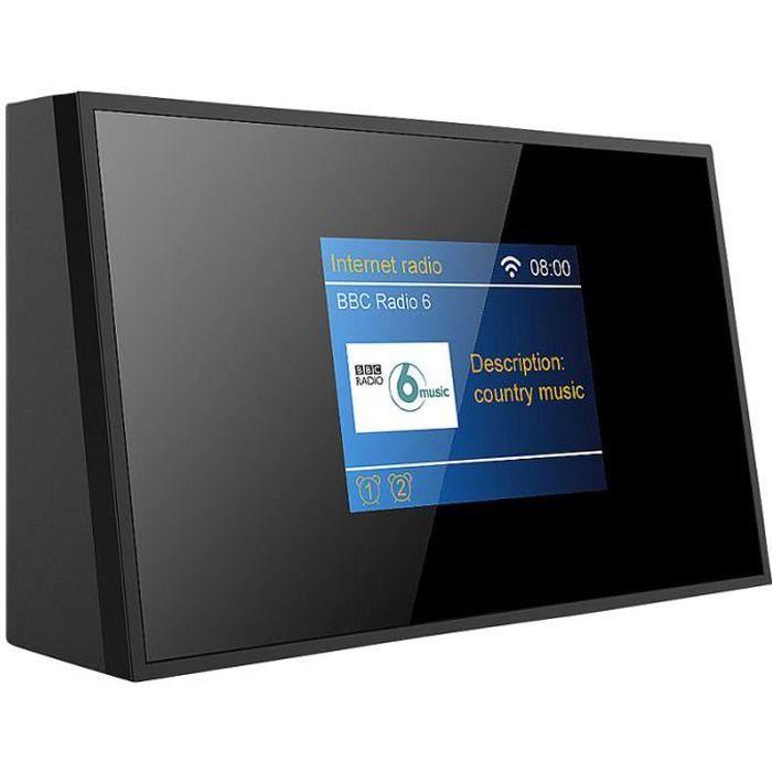 Tuner connecté avec fonctions radio Internet/FM/DAB+ et télécommande IRX-500