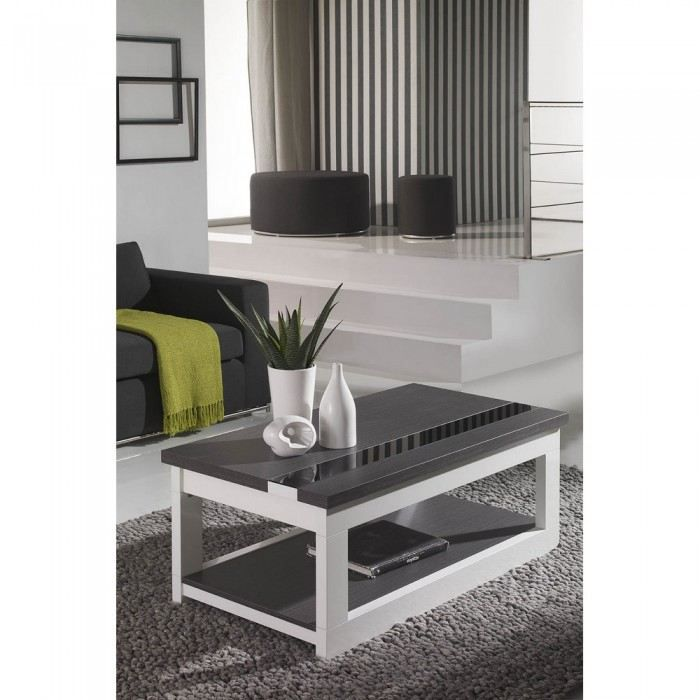 table basse design ardoise une exclu atylia cou achat. Black Bedroom Furniture Sets. Home Design Ideas