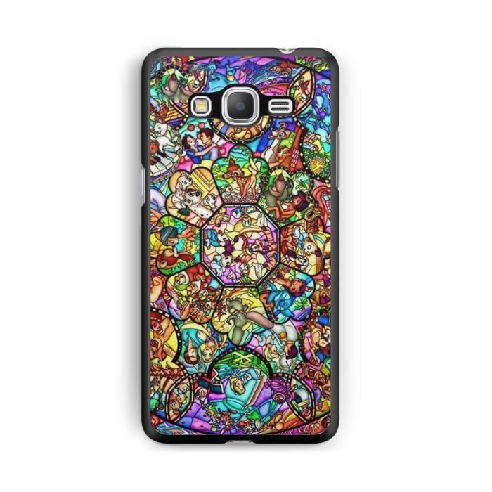 Coque Samsung Galaxy J7 2016 Disney Mosaique swag princesse case ...