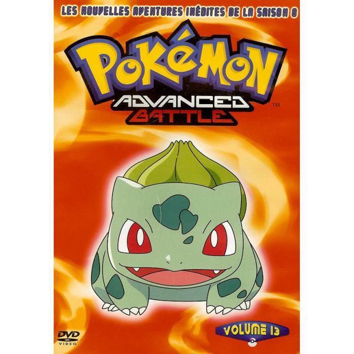 Dvd Pokemon Advanced Battle Saison 8 Volume 12