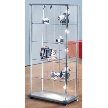 Kerkmann vitrine rectangle expoline 4 surfaces achat - Vitrine murale pas cher ...