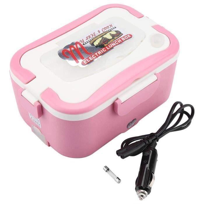 LUNCH BOX - BENTO  Lunch Box Chauffante Allume Cigare Boîte Chauffant