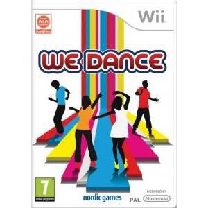 We Dance - Import (wii) - We Dance est un jeu de danse utilisant la