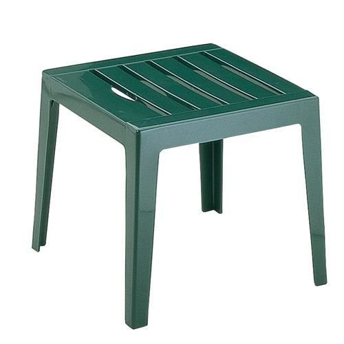 Table De Jardin Vega 6 Decor Mozaic Verte Grosfillex Tous Les Produits Salon Jardin Prixing
