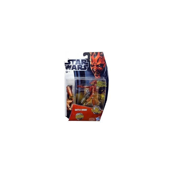figurines star wars hasbro 10 cm achat vente jeux et jouets pas chers. Black Bedroom Furniture Sets. Home Design Ideas