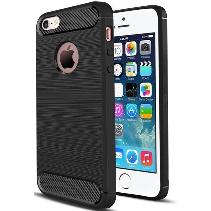 Coque iPhone 5/5S Antichoc Design Film écran