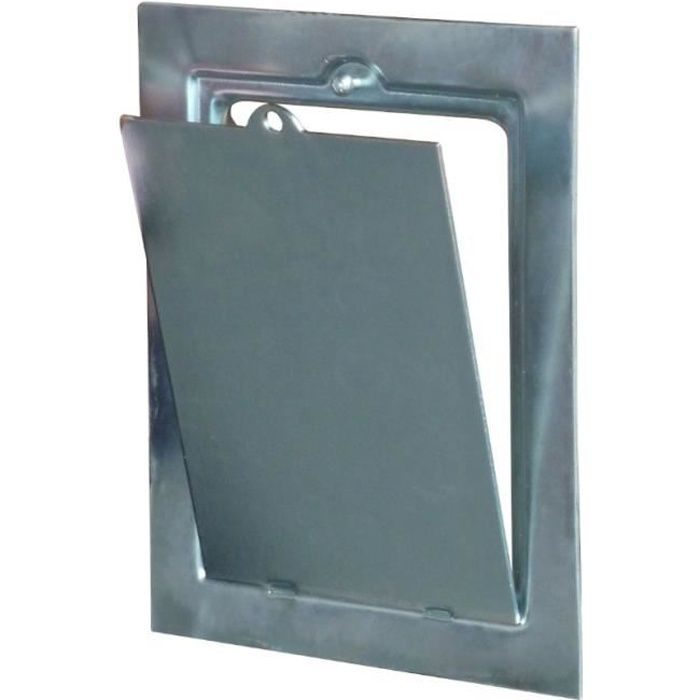 Porte de ramonage acier 210 x 200 mm achat vente for Porte 60 x 200
