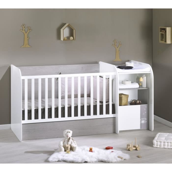 lit bebe p. Black Bedroom Furniture Sets. Home Design Ideas