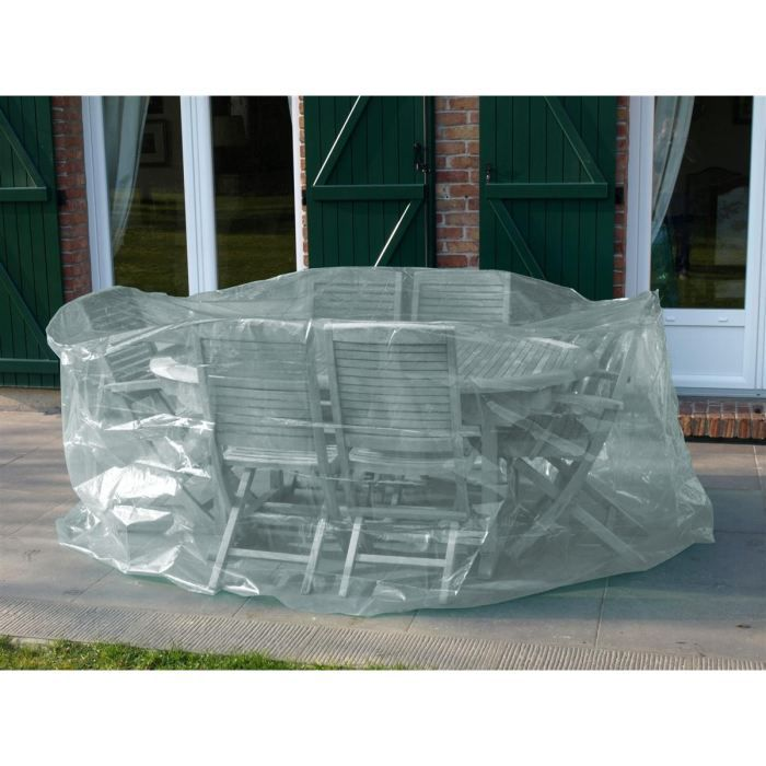 bache transparente pour table de jardin. Black Bedroom Furniture Sets. Home Design Ideas