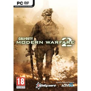 JEU PC Call Of Duty : Modern Warfare 2 Jeu PC