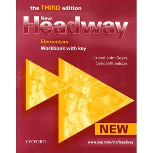 AUTRES LIVRES NEW HEADWAY 3RD EDITION ELEMENTARY: LIVRE EXERCICE