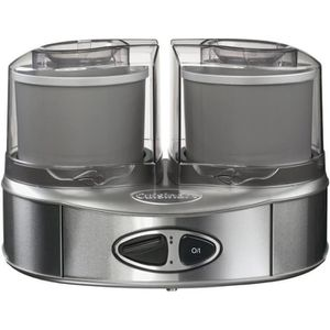 Sorbeti?re Duo Cream Cuisinart ICE40BCE