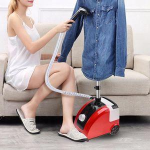 DÉFROISSEUR LIA Défroisseur à vêtements vapeur vertical tige t