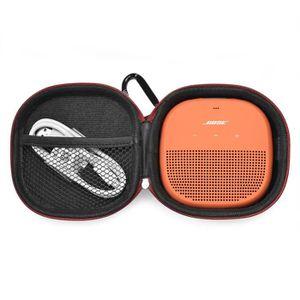 COQUE ENCEINTE PORTABLE WoWa® Étui Rigide EVA pour BOSE SoundLink Micro Ho