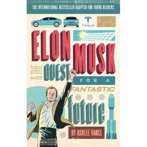 PARTITION Elon Musk Young Readers' Edition