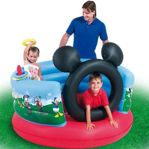 AIRE DE JEUX GONFLABLE Mickey mouse Club House Bouncer