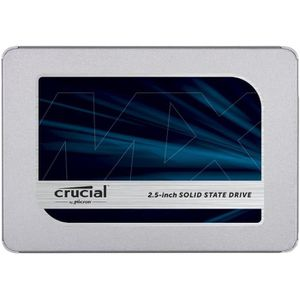 DISQUE DUR SSD Crucial CT2000MX500SSD1(Z) SSD interne MX500 (2To,