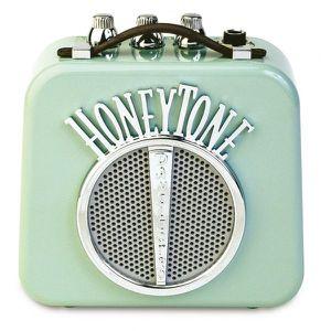 AMPLIFICATEUR Mini ampli Honeytone green