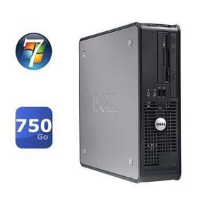 UNITÉ CENTRALE  Dell Optiplex 760