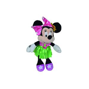 PELUCHE Disney Doudou Minnie Hawaiian 25 cm