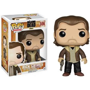 FIGURINE DE JEU Figurine Funko Pop! The Walking Dead: Rick Grimes