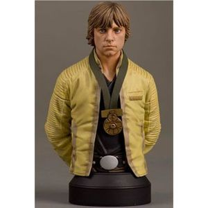 FIGURINE - PERSONNAGE Mini buste Star Wars- Luke Skywalker - Version hér
