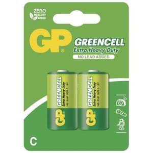 PILES GPBM 2 piles Greencell LR14