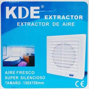 AÉRATION Extracteur d'air blanc aérateur super silencieux 1