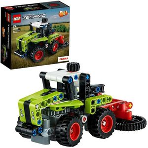 ASSEMBLAGE CONSTRUCTION LEGO® Technic 42102 - Mini CLAAS XERION