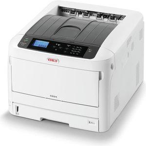 IMPRIMANTE OKI Imprimante multifonction C834dnw - Laser - Cou