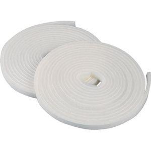 ENTRETIEN CHAUFFAGE Joint mousse polyester PVM - Blanc - Largeur 9 mm