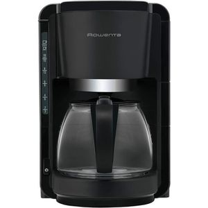 CAFETIÈRE cafetière électrique pour 10 a 15 tasses 1100W noi