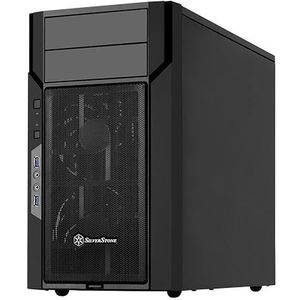 BOITIER PC  SilverStone SST-KL06B - Kublai Boîtier PC mini tou