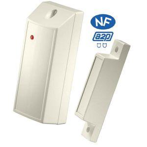 DÉTECTEUR DE MOUVEMENT Alarme sans fil - Détecteur de porte MCT 302 - Vis