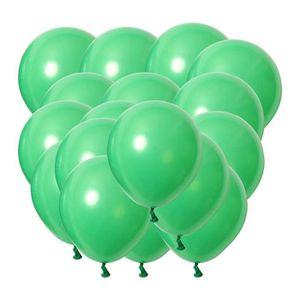 PK 2 green car /& ballon ornements Toppers pour cartes et de l/'artisanat