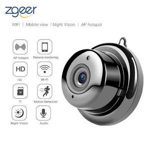 CAMÉRA MINIATURE Mini Camera Espion HD Portable Petite Caméra avec