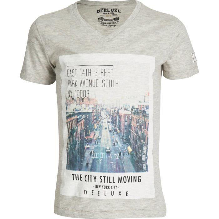 DEELUXE T-shirt - Enfant garçon - Gris