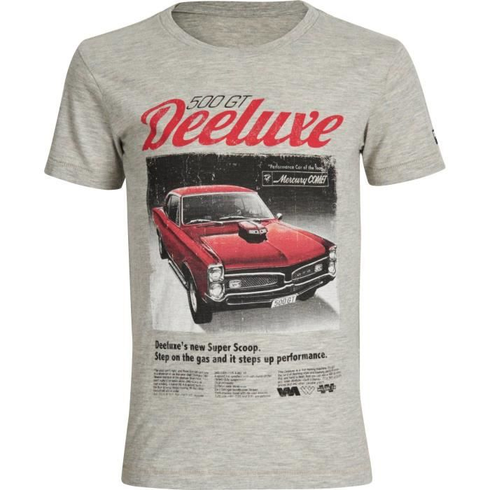 DEELUXE T-shirt NY - Enfant garçon - Gris