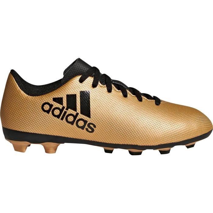 chaussure de foot adidas enfant orange