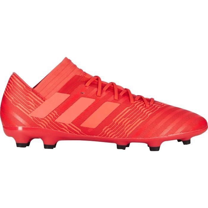 ADIDAS Chaussures de football Nemeziz 17.3 FG - Homme - Rose